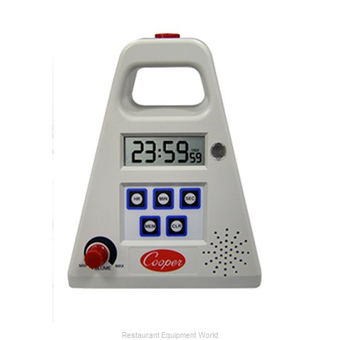 Cooper Atkins FT24-0-3 Timer, Electronic