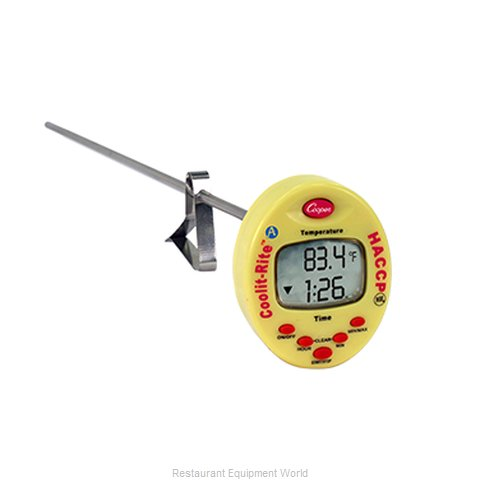 Cooper Atkins TTM41-10 Thermometer, Cooling
