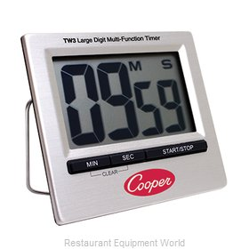 Cooper Atkins TW3-0-8 Timer, Electronic