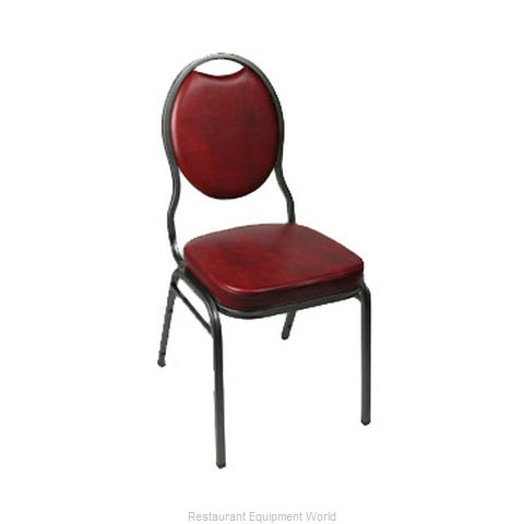 Carrol Chair 1-151-001 Chair Side Stacking Indoor