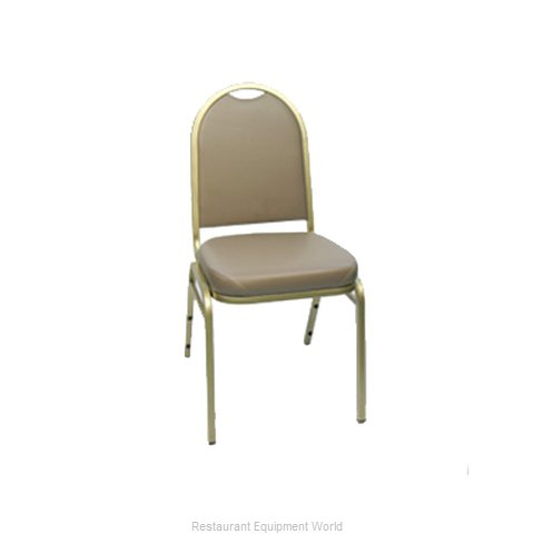 Carrol Chair 1-430 GR2 Chair Side Stacking Indoor