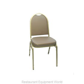 Carrol Chair 1-430 GR3 Chair Side Stacking Indoor