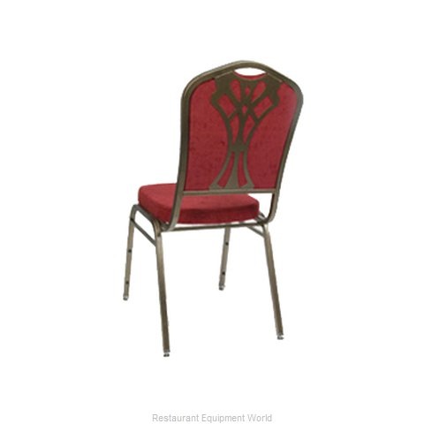 Carrol Chair 1-443 GR1 Chair Side Stacking Indoor