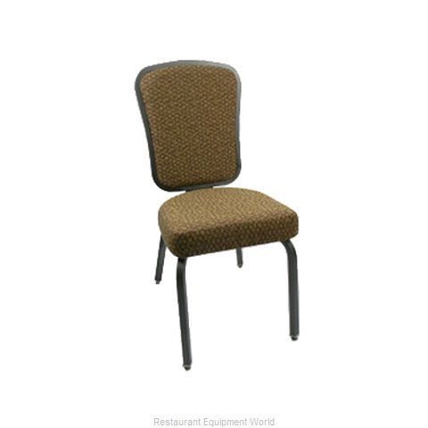 Carrol Chair 1-445 GR1 Chair Side Stacking Indoor