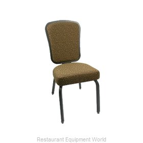 Carrol Chair 1-445 GR3 Chair Side Stacking Indoor