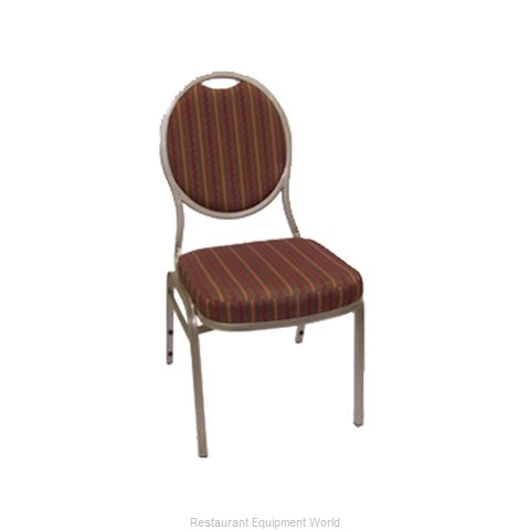 Carrol Chair 1-460-1 GR6 Chair Side Stacking Indoor