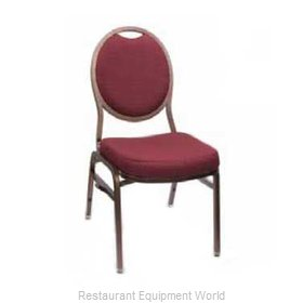 Carrol Chair 1-460-2 GR4 Chair Side Stacking Indoor