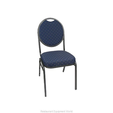 Carrol Chair 1-460 GR2 Chair Side Stacking Indoor