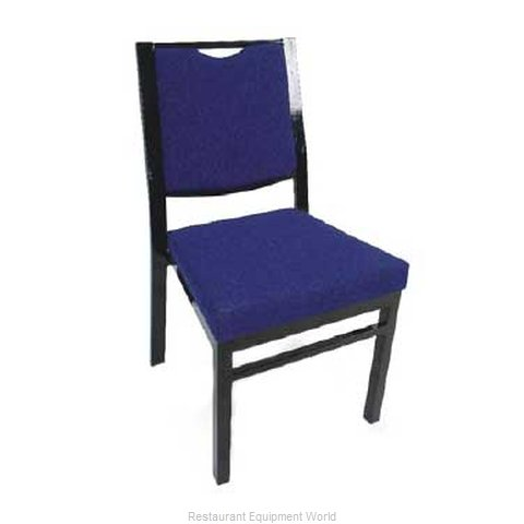 Carrol Chair 1-470 GR1 Chair Side Stacking Indoor