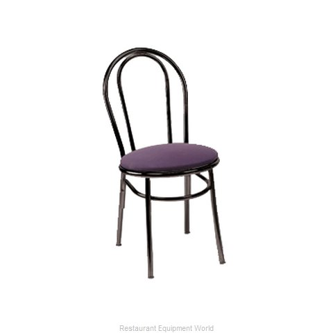 Carrol Chair 2-106 GR1 Chair Side Indoor