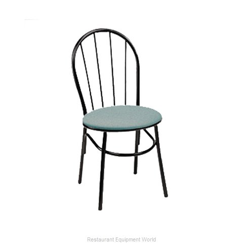 Carrol Chair 2-124 GR1 Chair Side Indoor