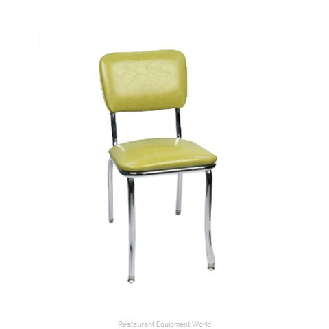 Carrol Chair 2-155 GR6 Chair Side Indoor