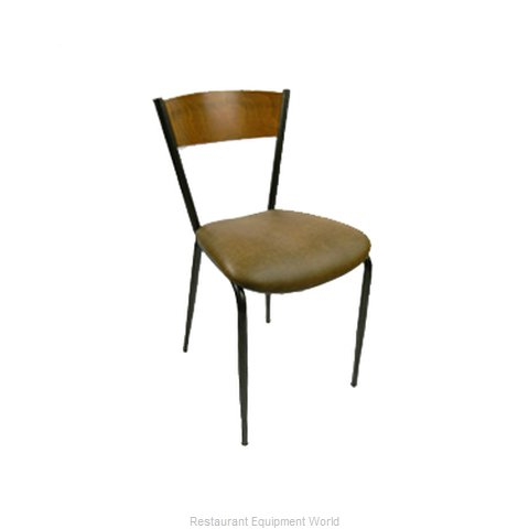 Carrol Chair 2-176 GR6 Chair Side Indoor