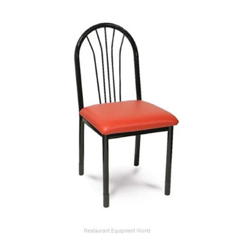 Carrol Chair 2-205 GR1 Chair Side Indoor