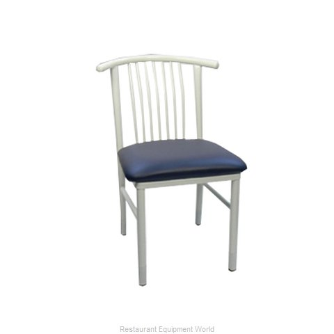 Carrol Chair 2-227 GR1 Chair Side Indoor
