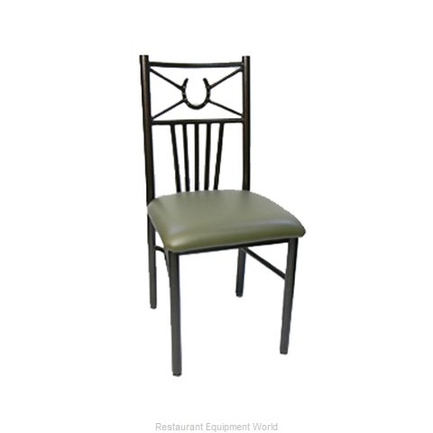 Carrol Chair 2-241 GR6 Chair Side Indoor