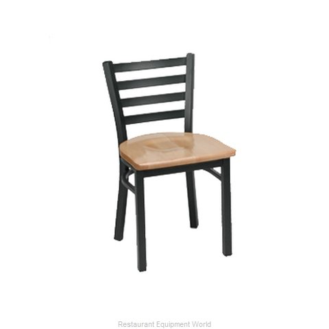 Carrol Chair 2-314 GR1 Chair Side Indoor