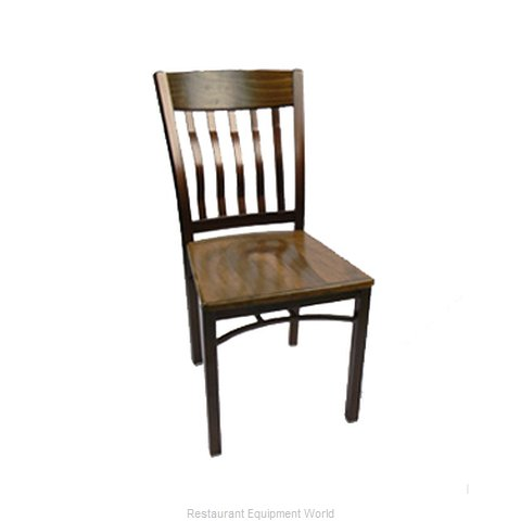 Carrol Chair 2-335 GR1 Chair Side Indoor