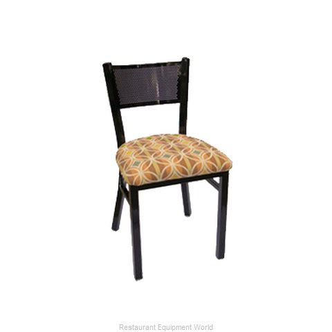 Carrol Chair 2-343 GR1 Chair Side Indoor