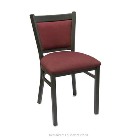 Carrol Chair 2-356 GR1 Chair Side Indoor