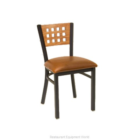Carrol Chair 2-369 GR3 Chair Side Indoor