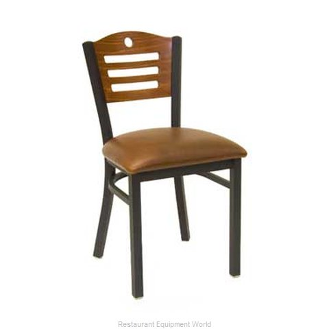 Carrol Chair 2-370 GR6 Chair Side Indoor