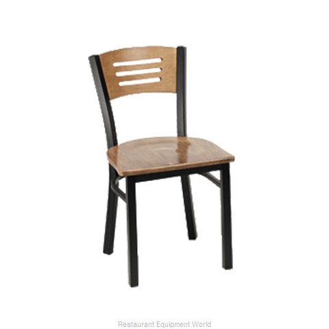 Carrol Chair 2-371 GR1 Chair Side Indoor