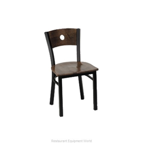 Carrol Chair 2-372 GR1 Chair Side Indoor