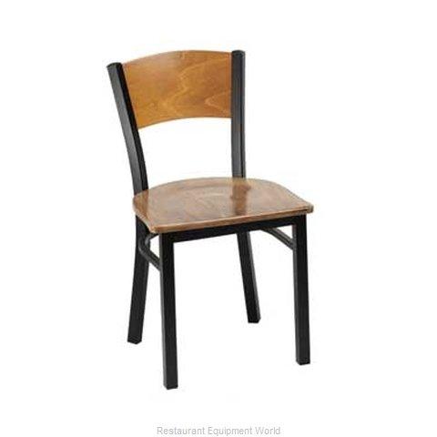 Carrol Chair 2-380 GR1 Chair Side Indoor