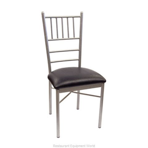 Carrol Chair 2-528 GR1 Chair Side Indoor