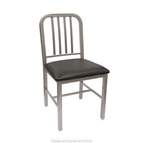 Carrol Chair 2-534 GR1 Chair Side Indoor
