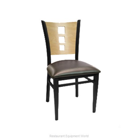 Carrol Chair 2-572 GR1 Chair Side Indoor