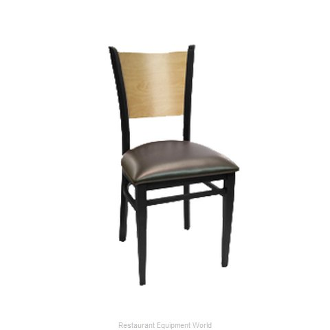 Carrol Chair 2-580 GR1 Chair Side Indoor