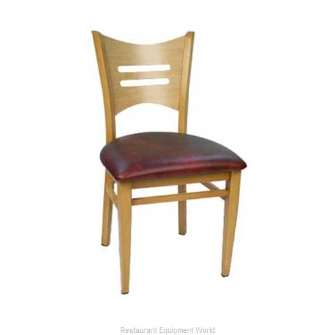 Carrol Chair 2-671 GR6 Chair Side Indoor