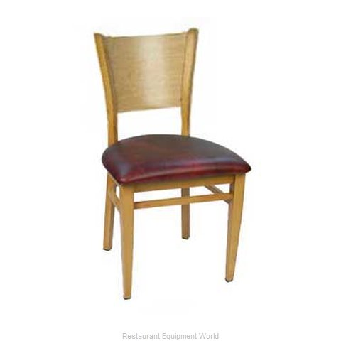 Carrol Chair 2-680 GR6 Chair Side Indoor