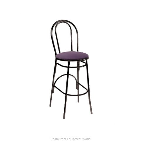 Carrol Chair 3-106 GR1 Bar Stool Indoor (Magnified)