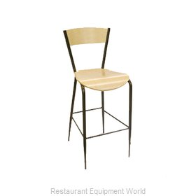 Carrol Chair 3-176 GR1 Bar Stool Indoor