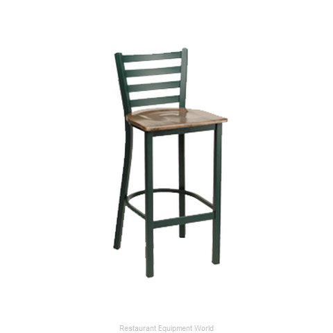 Carrol Chair 3-314 GR4 Bar Stool Indoor (Magnified)
