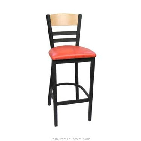 Carrol Chair 3-316 GR1 Bar Stool Indoor (Magnified)