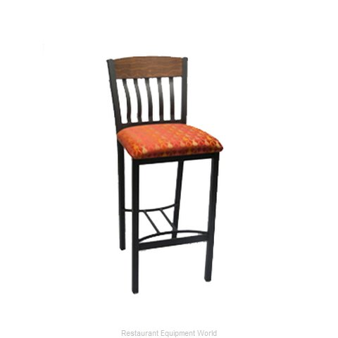 Carrol Chair 3-335 GR3 Bar Stool Indoor (Magnified)