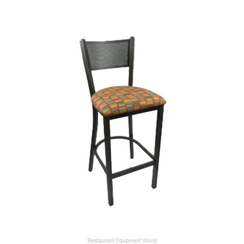 Carrol Chair 3-343 GR6 Bar Stool Indoor (Magnified)
