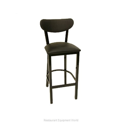 Carrol Chair 3-353 GR4 Bar Stool Indoor (Magnified)