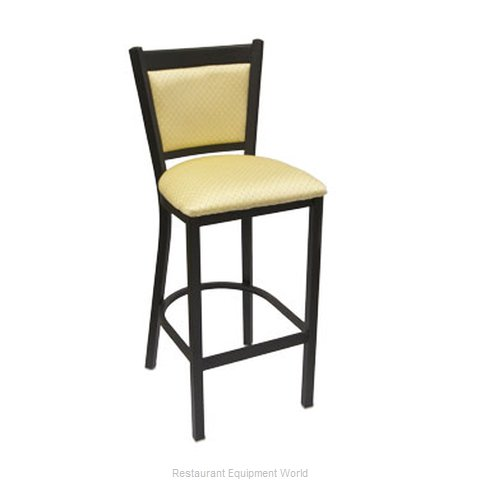Carrol Chair 3-356 GR1 Bar Stool Indoor (Magnified)