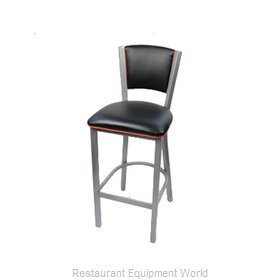 Carrol Chair 3-358 GR4 Bar Stool, Indoor