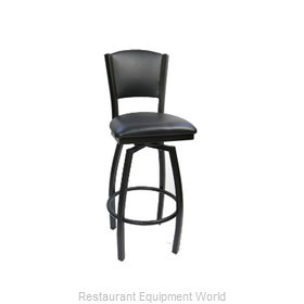Carrol Chair 3-358-S15 GR2 Bar Stool, Swivel, Indoor