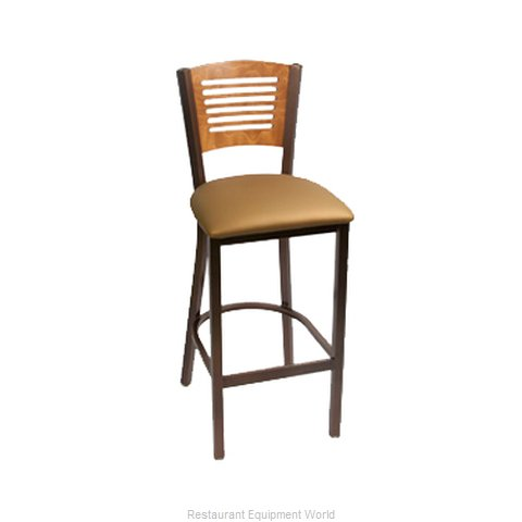 Carrol Chair 3-368 GR5 Bar Stool Indoor (Magnified)