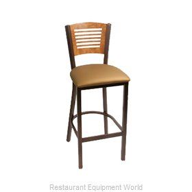 Carrol Chair 3-368 GR6 Bar Stool Indoor