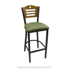 Carrol Chair 3-370 GR5 Bar Stool Indoor