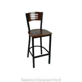 Carrol Chair 3-371 GR3 Bar Stool Indoor