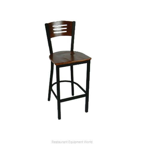 Carrol Chair 3-371 GR6 Bar Stool Indoor (Magnified)